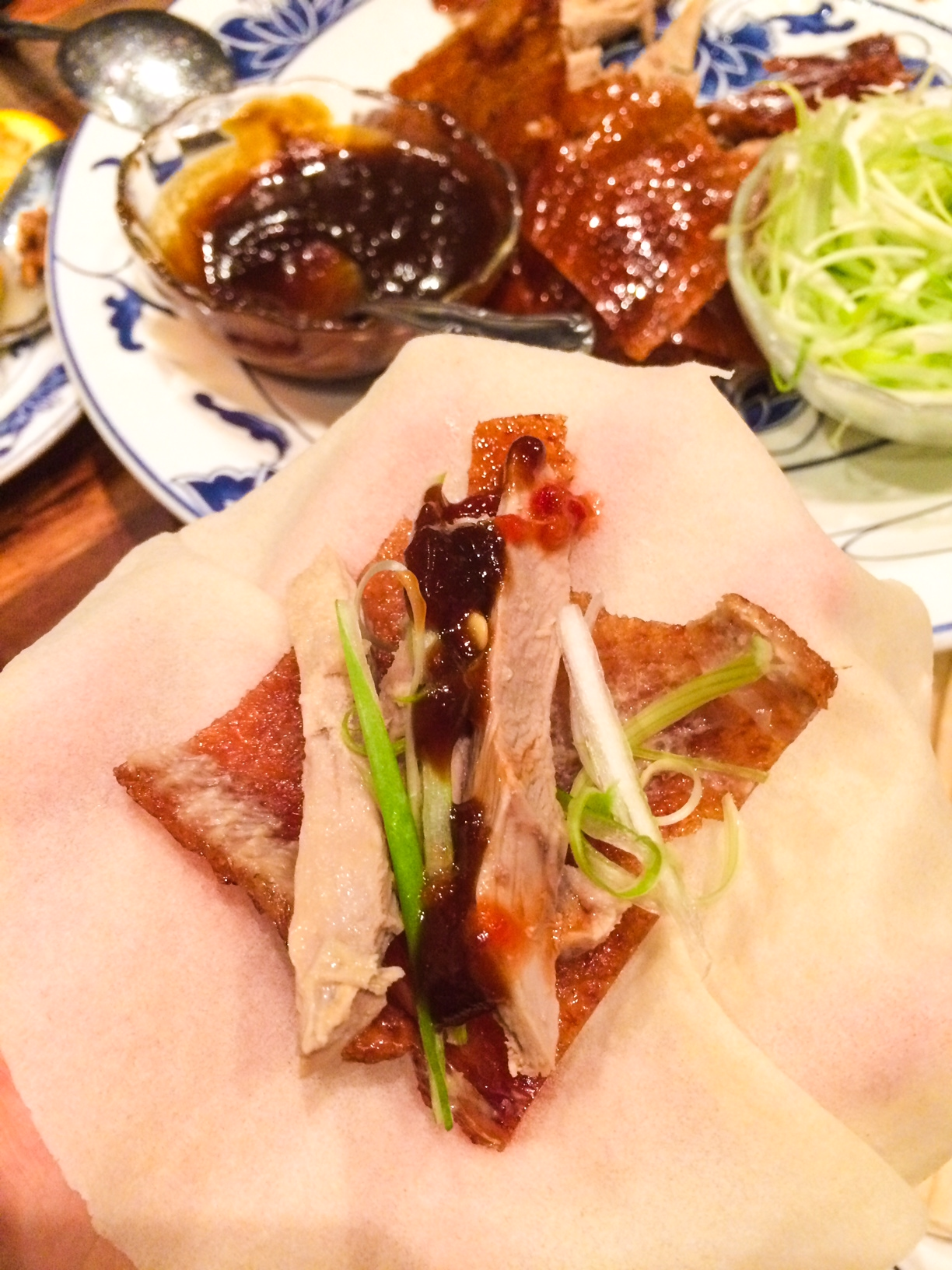 Berkeley Chinese Restaurant Peking Duck