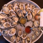 $1 Happy Hour Oysters. Every day from 11:30 am to 5:30 pm.