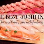 Cyn Eats guide to the BEST sushi in San Francisco