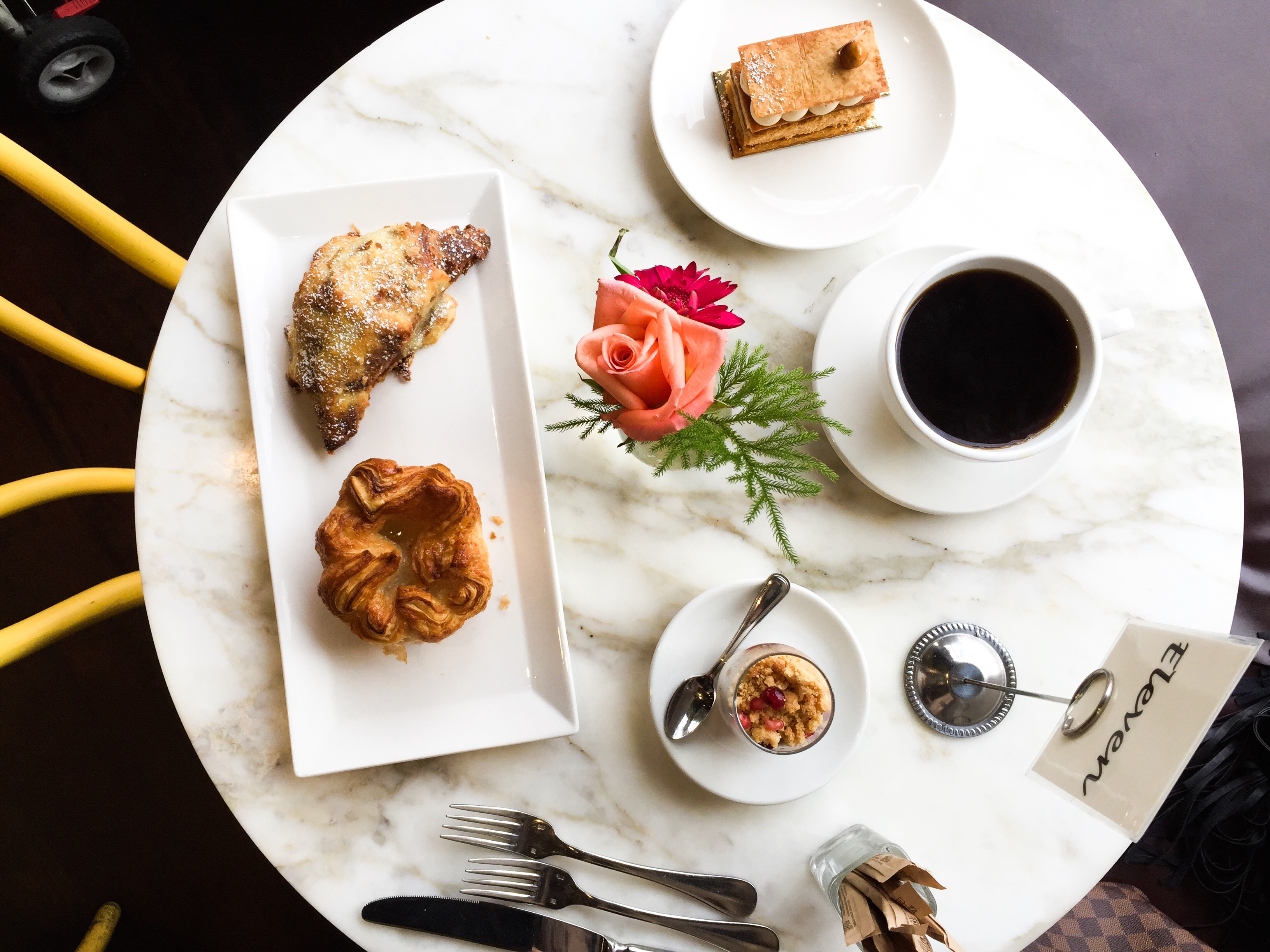B. Patisserie- One of the cutest spots in SF! Cyn Eats - A Food and Travel Blog