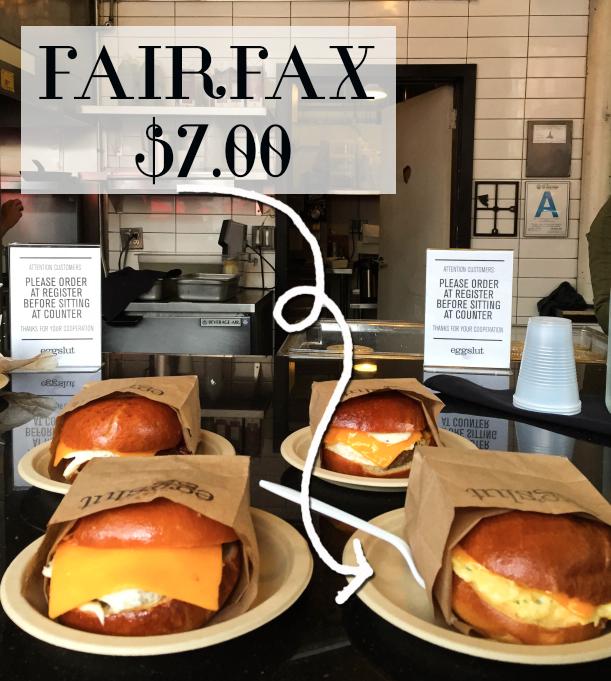 egg slut fair fax