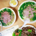Vietnamese PHO at Turtle Tower is UNREAL