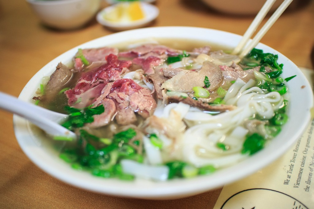 Turtle Tower- Best Pho in San Francisco