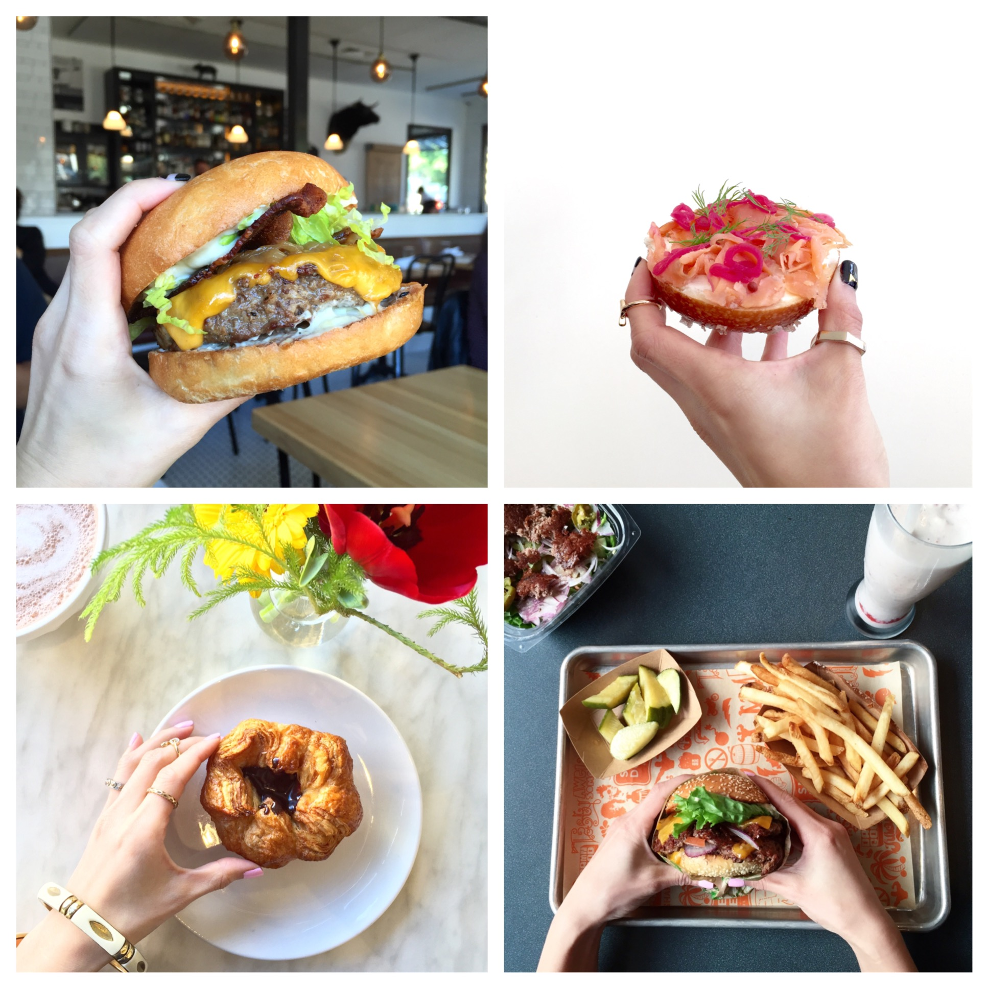 Food To Carr When Travelling: How To Take Food Pics Using Your Phone