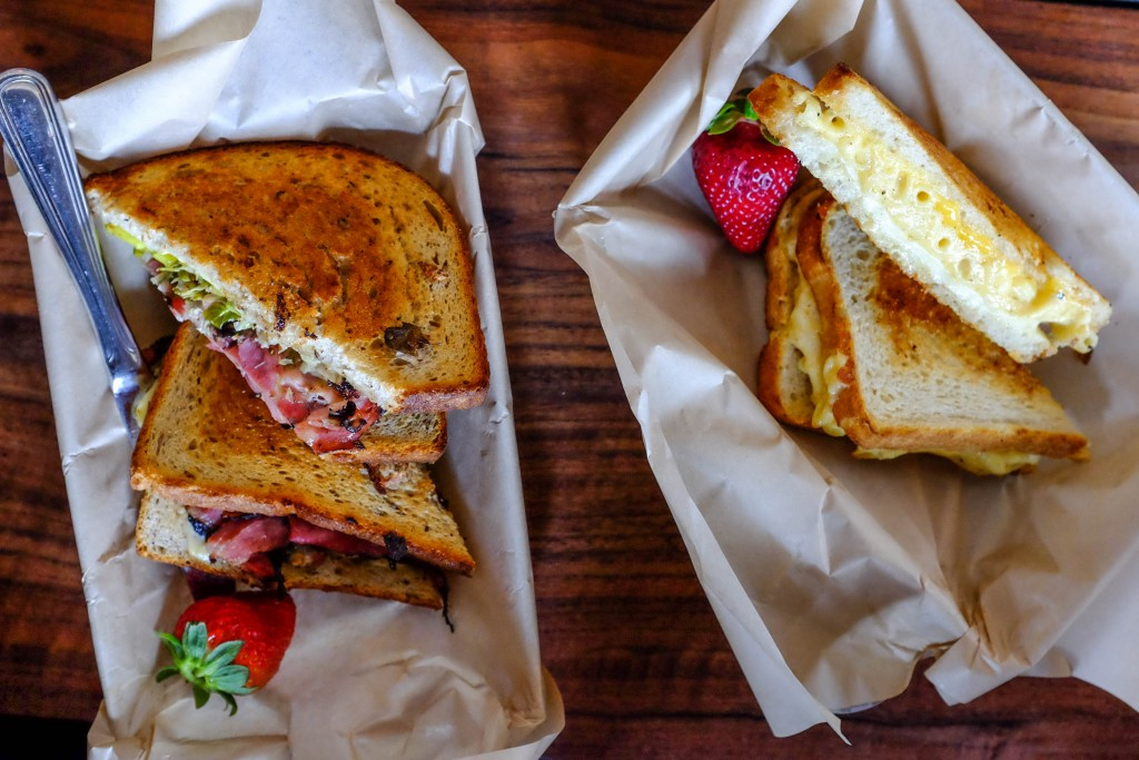 The American Grilled Cheese- best grilled cheese in SF