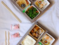 Bento- Food delivery in San Francisco