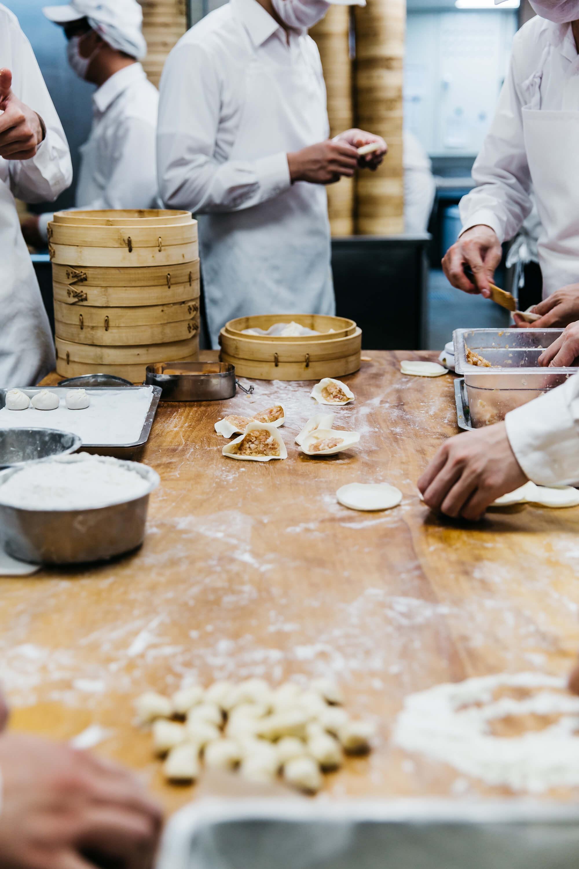 Din Tai Fung in Taiwan