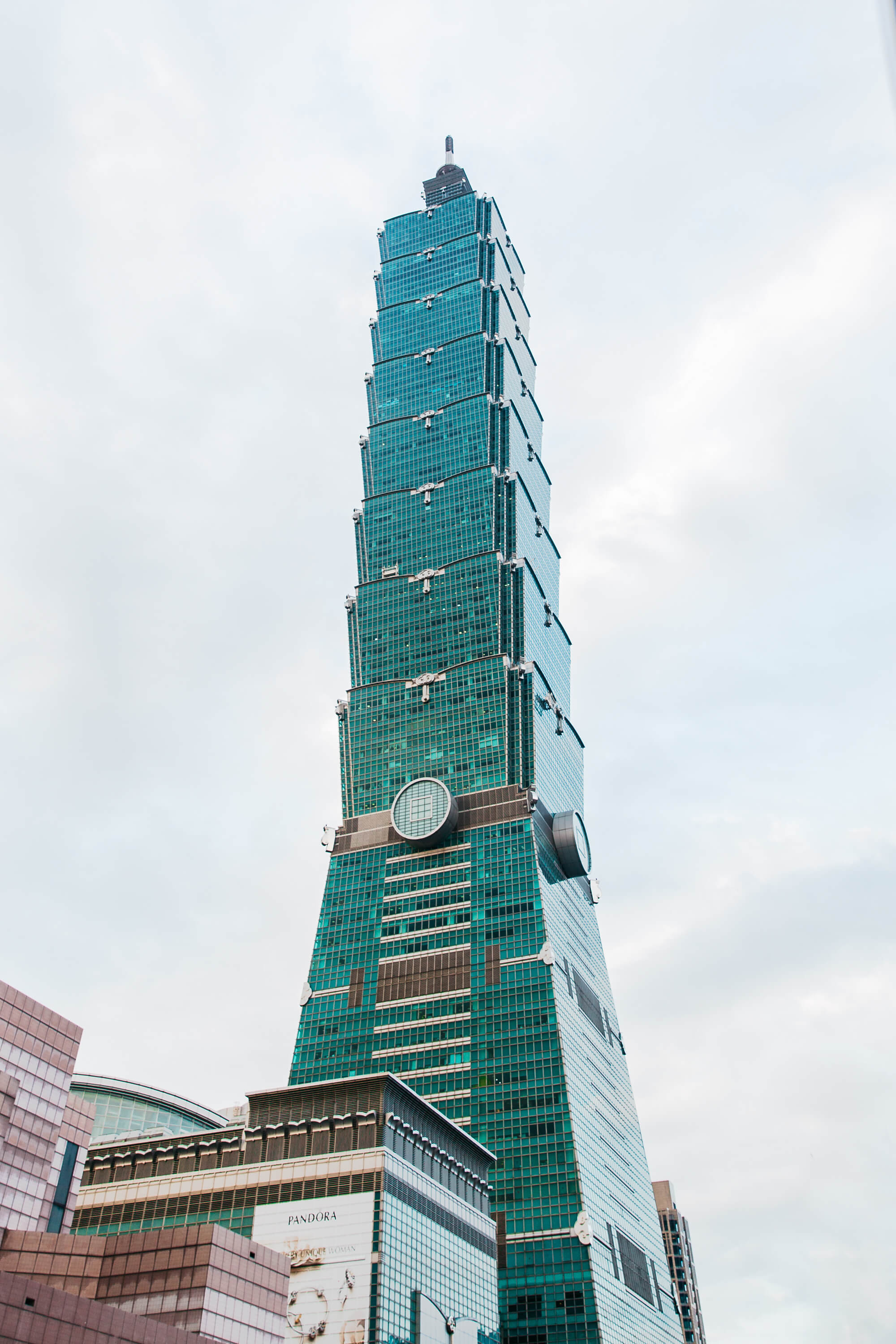 Taipei 101- Where to go in Taiwan