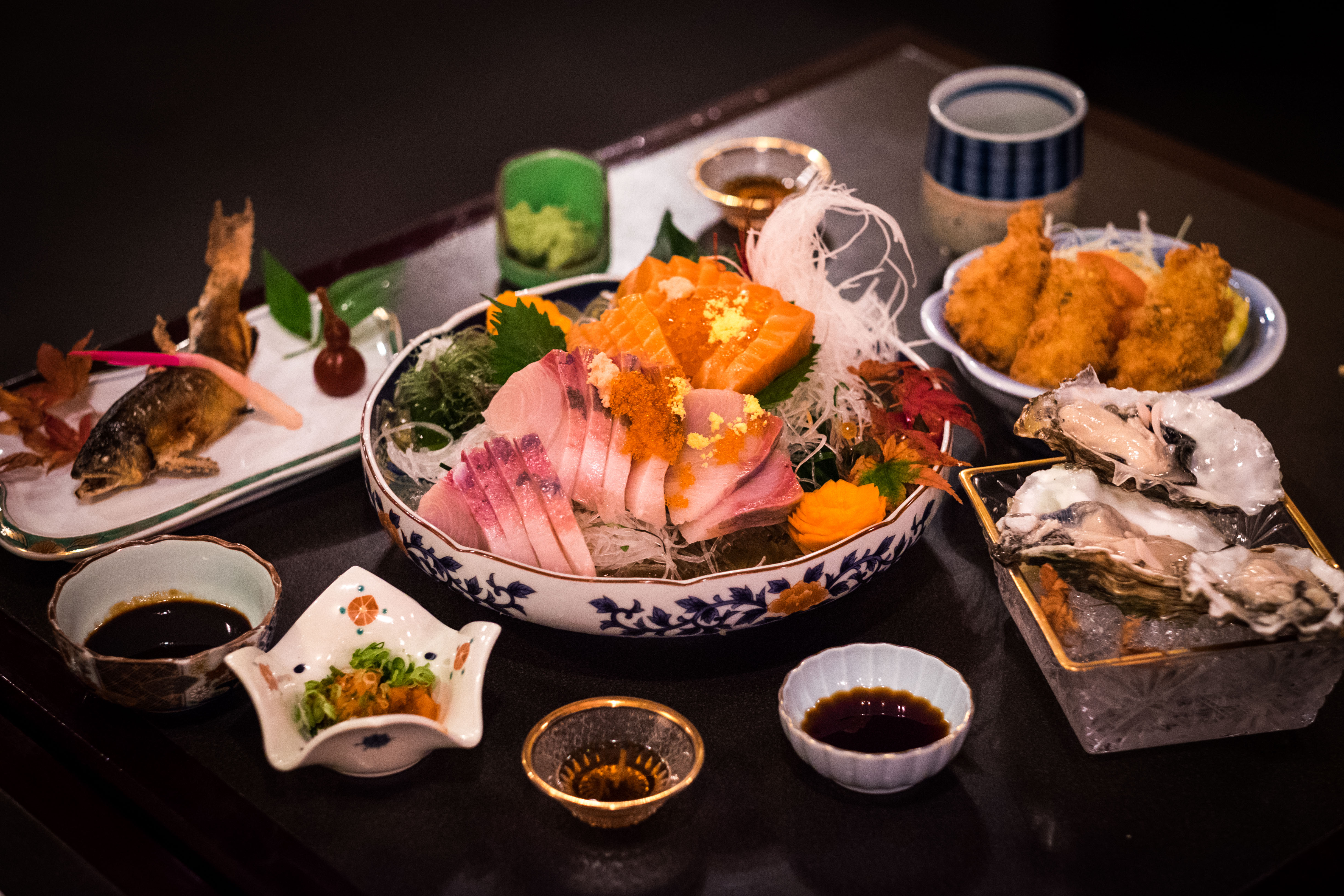 One of the most authentic japanese restaurants in sf that for Asian cuisine san francisco