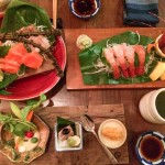 The first disappointing sushi meal in SF – Maruya is too over priced for just mediocracy