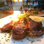 Winner of our Mezes Kitchen & Wine Bar Give-A-Way!