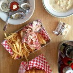 Woodhouse Fish Co. has the BEST lobster rolls in town