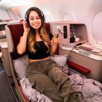 FLYING BUSINESS CLASS WITH HONG KONG AIRLINES