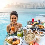 WHERE TO STAY IN HONG KONG + FOODIE GUIDE AT KERRY HOTEL